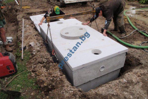 Изграждане на изгребни ями по индивидуални размери