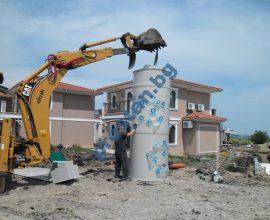 Приложение на пречиствателни станции за мотели